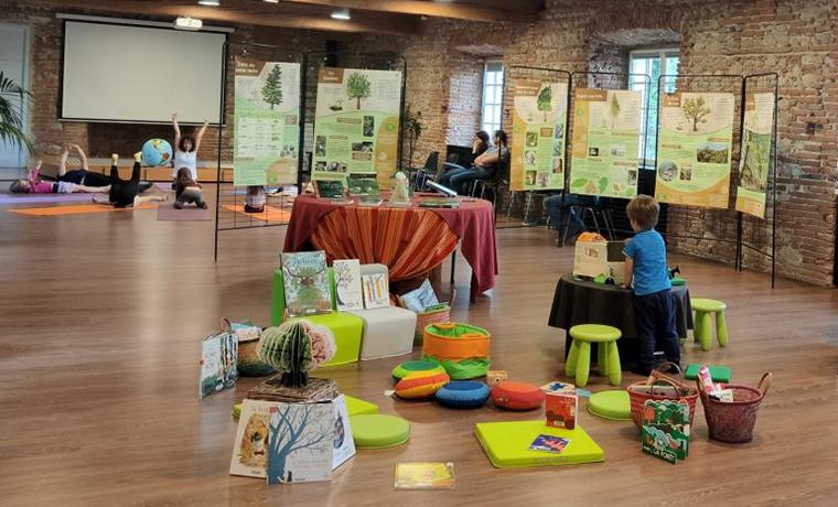 Des ateliers pour les plus petits