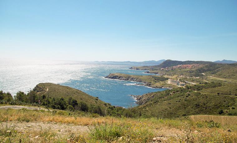 La réserve marine de Cerbère-Banyuls