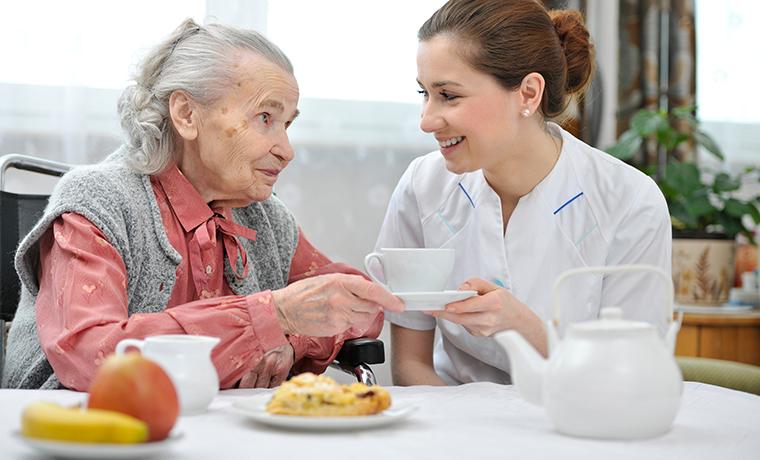 Services de soins à domicile
