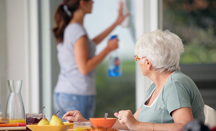 Services d'aide a domicile