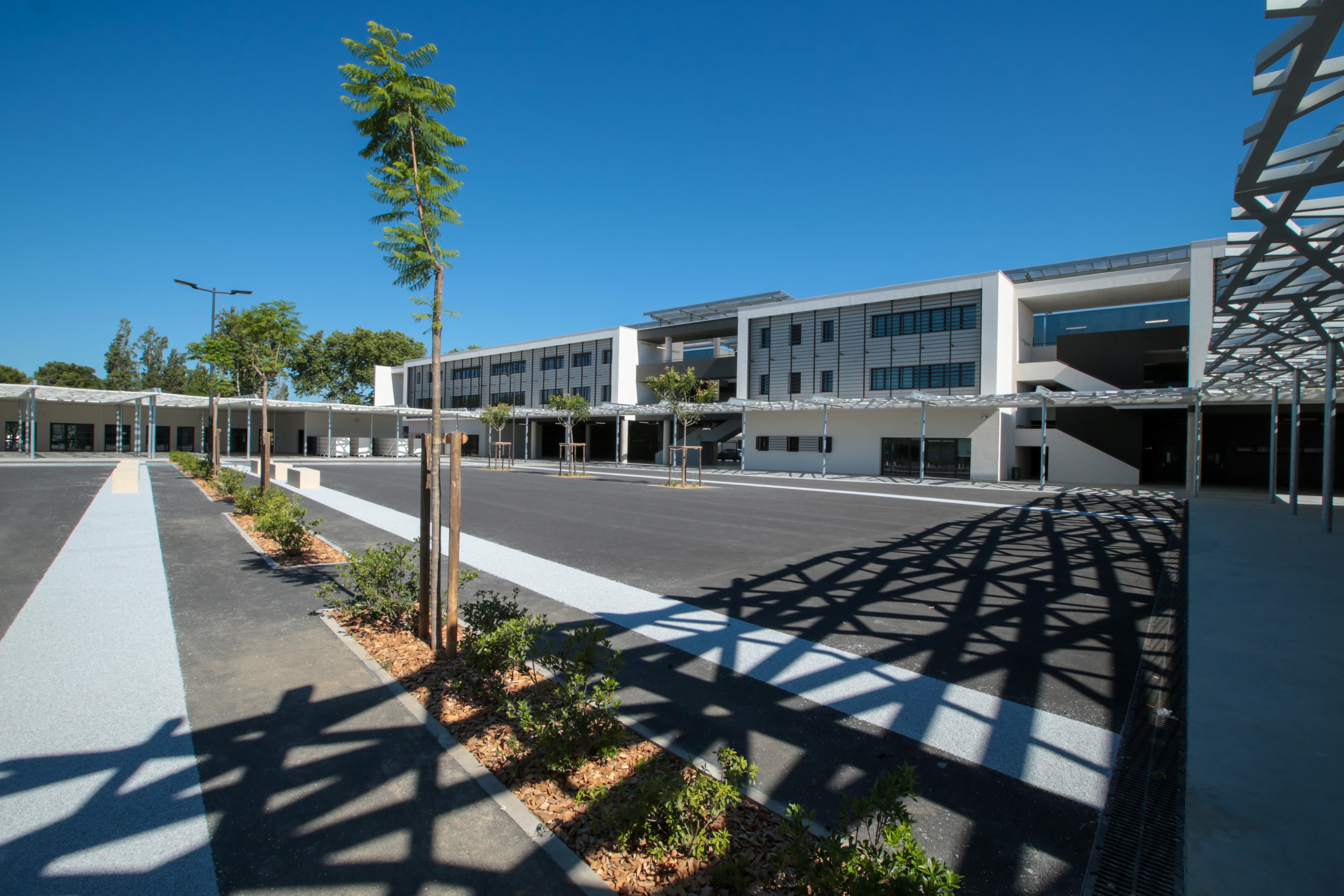 Collège Paul Langevin d'Elne
