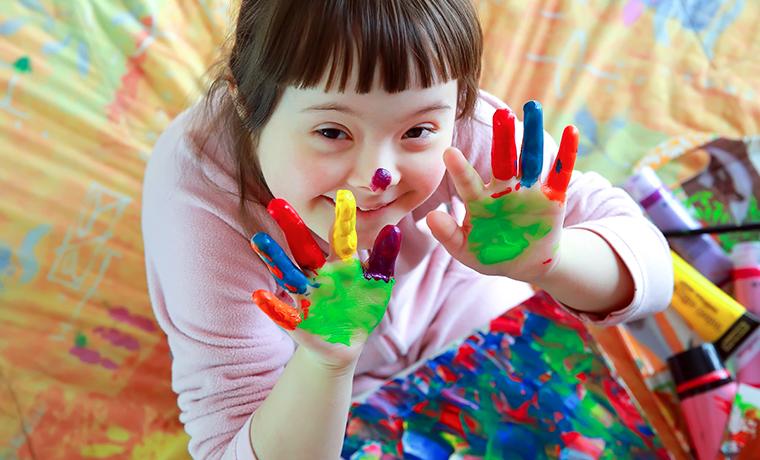 Il existe plusieurs types d'établissements pour les enfants handicapés